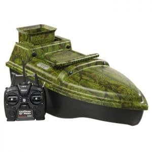 Le bateau monocoque radiocommandé
