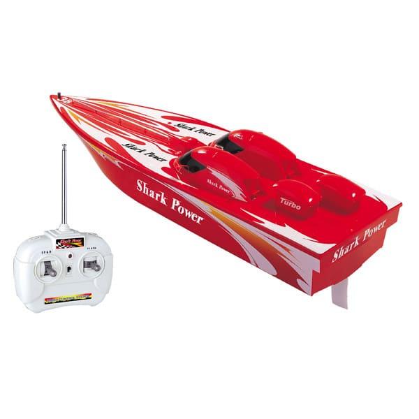 Les bateaux télécommandés