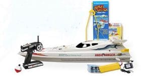 bateau radiocommandé Radio Ranger