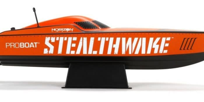 Stealthwak RTR Brushed Deep-V