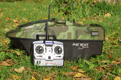 ANATEC Pacboat Start'r Evo Forest Camo