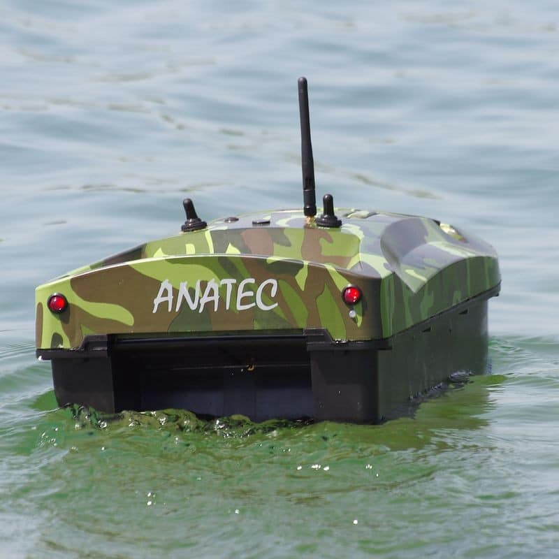 Pacboat Start'r Evo Forest Camo présentation