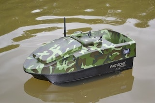 Pacboat Start'r Evo Forest Camo