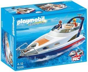 Bateau Playmobil 5205 Yacht de Luxe