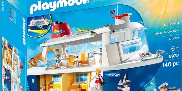 bateau de croisière Playmobil 6978