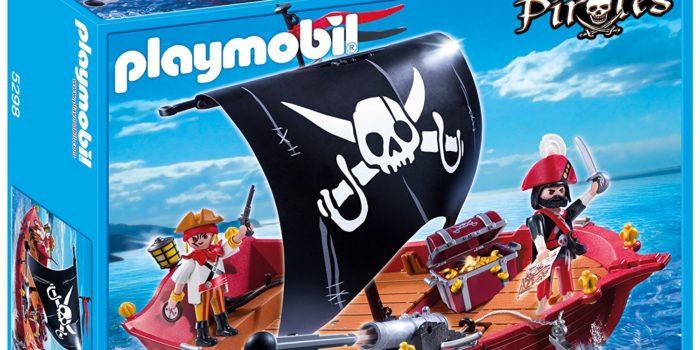 bateau pirate playmobil 5298