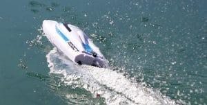 bateau radiocommandé Pro Boat React