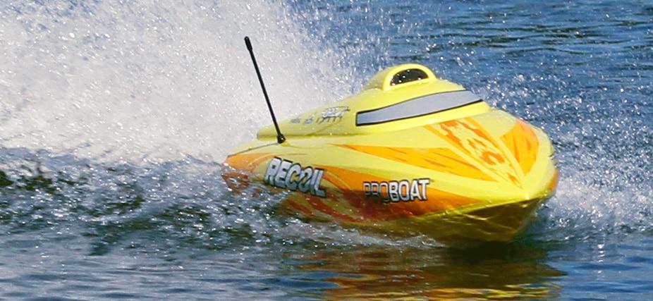 Proboat Recoil 26 bateau