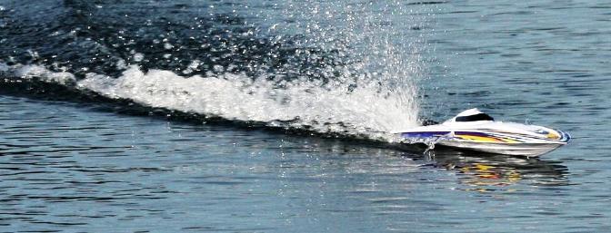 RC Aquacraft MiniMono