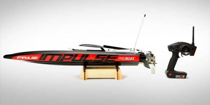 impulse-ProBoat-Les bateaux radiocommandés d'entrée de gamme