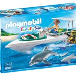 Bateau Playmobil 6981