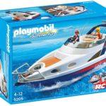 Bateau Playmobil Yacht de Luxe 5202