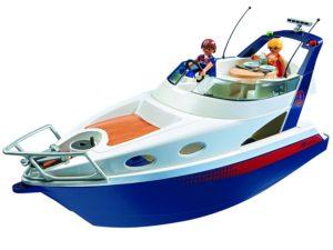 bateau Playmobil Yacht de Luxe 5202 présentation
