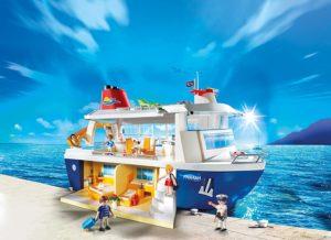 bateau de croisière Playmobil 6978 présentation