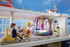 bateau de croisière Playmobil 6978 utilisation