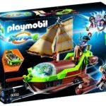 Bateau pirate caméléon playmobil 9000