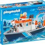 Bateau remorqueur City Action Playmobil 9148